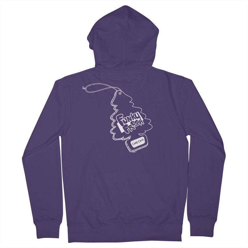 FUNKY FRESH (Camp Crud Edition) Women's Zip-Up Hoody by iCKY the Great's Artist Shop