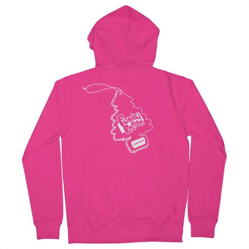 FUNKY FRESH (Camp Crud Edition) Men's Zip-Up Hoody by iCKY the Great's Artist Shop
