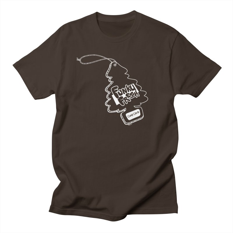 FUNKY FRESH (Camp Crud Edition) Men's T-Shirt by iCKY the Great's Artist Shop