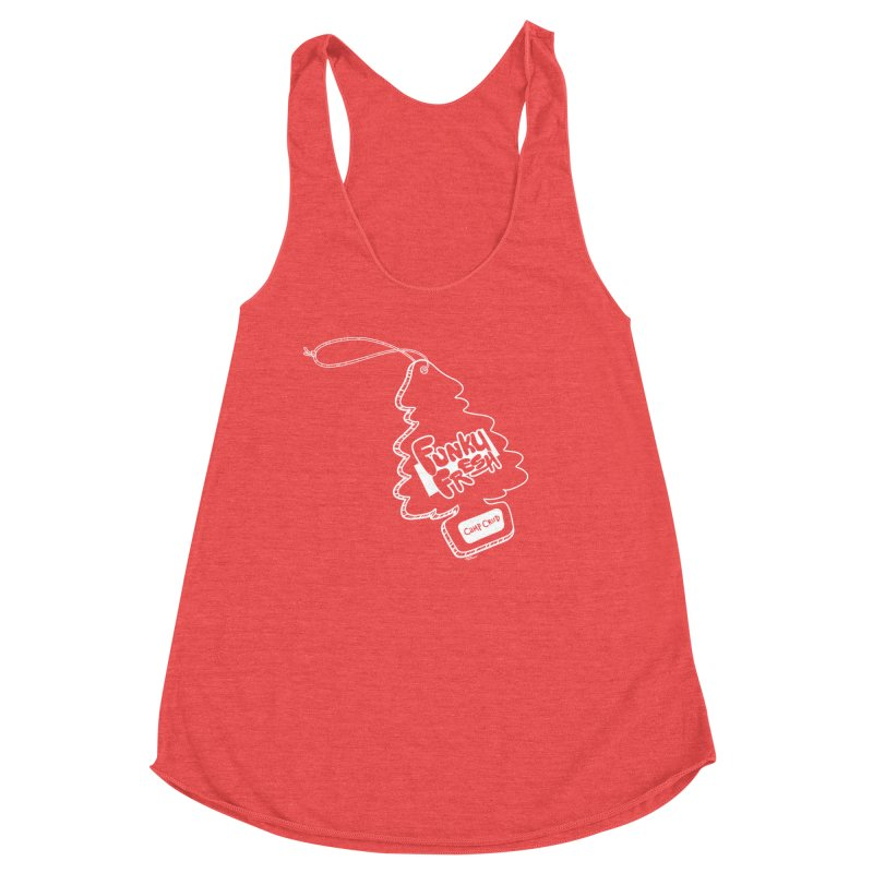 FUNKY FRESH (Camp Crud Edition) Women's Tank by iCKY the Great's Artist Shop