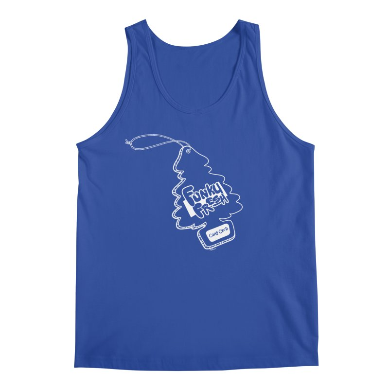 FUNKY FRESH (Camp Crud Edition) Men's Regular Tank by iCKY the Great's Artist Shop