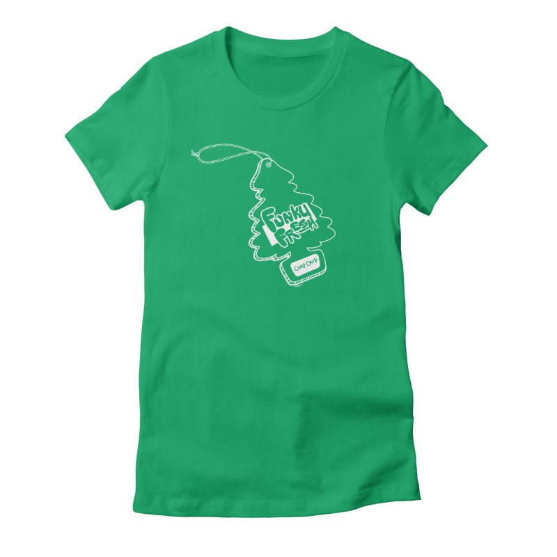 FUNKY FRESH (Camp Crud Edition) Women's T-Shirt by iCKY the Great's Artist Shop