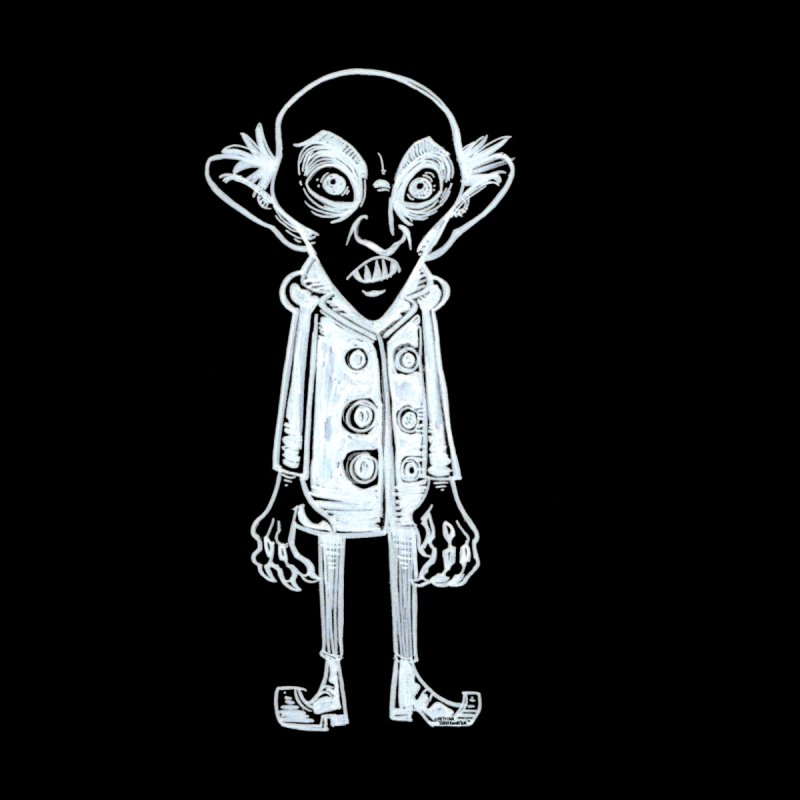 NOSFERATU Kids Longsleeve T-Shirt by iCKY the Great's Artist Shop