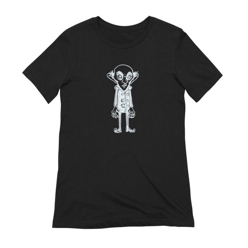 NOSFERATU Women's Extra Soft T-Shirt by iCKY the Great's Artist Shop