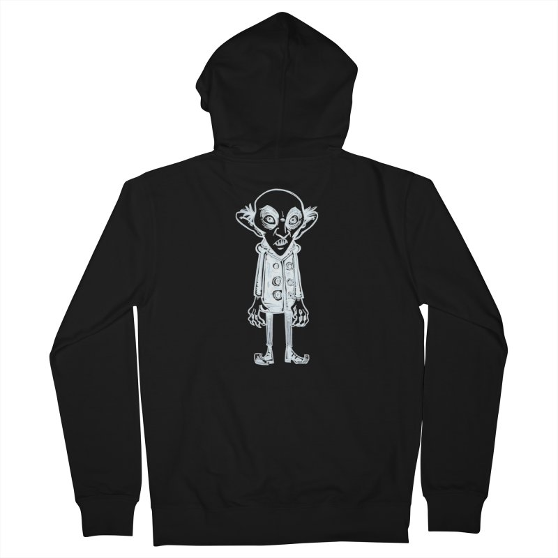 NOSFERATU Women's Zip-Up Hoody by iCKY the Great's Artist Shop