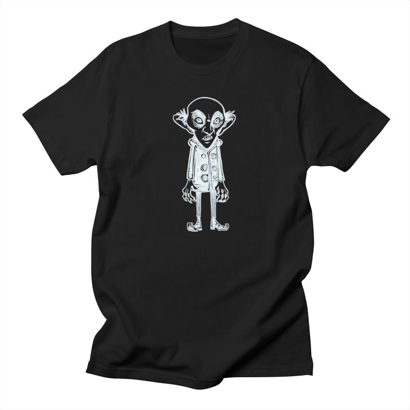 NOSFERATU Men's T-Shirt by iCKY the Great's Artist Shop