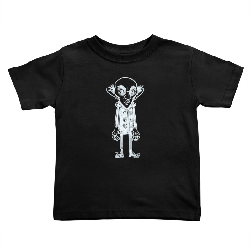 NOSFERATU Kids Toddler T-Shirt by iCKY the Great's Artist Shop