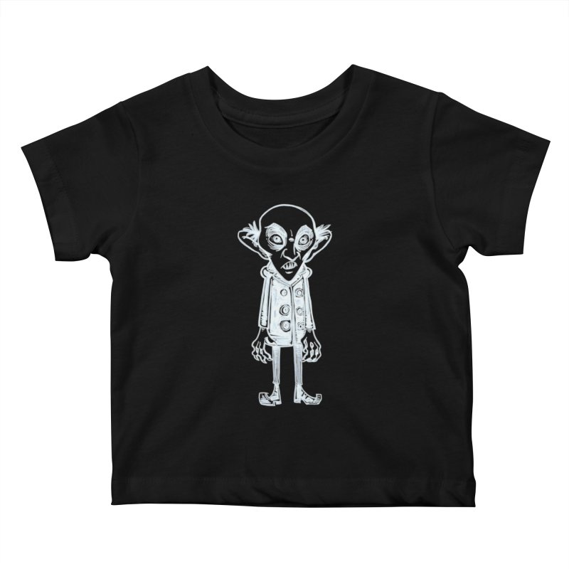 NOSFERATU Kids Baby T-Shirt by iCKY the Great's Artist Shop