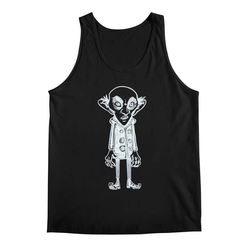 NOSFERATU Men's Tank by iCKY the Great's Artist Shop