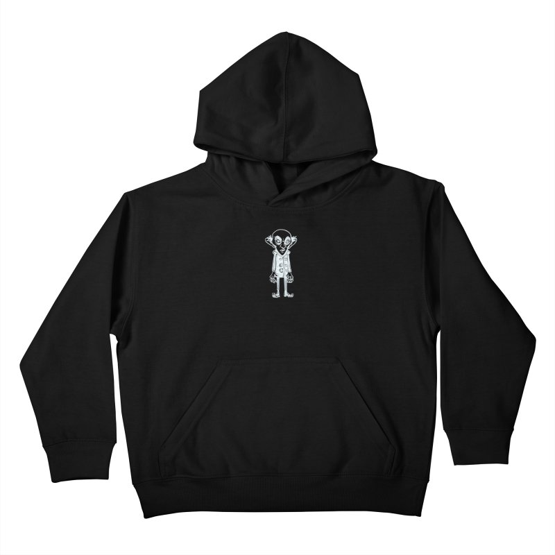 NOSFERATU Kids Pullover Hoody by iCKY the Great's Artist Shop