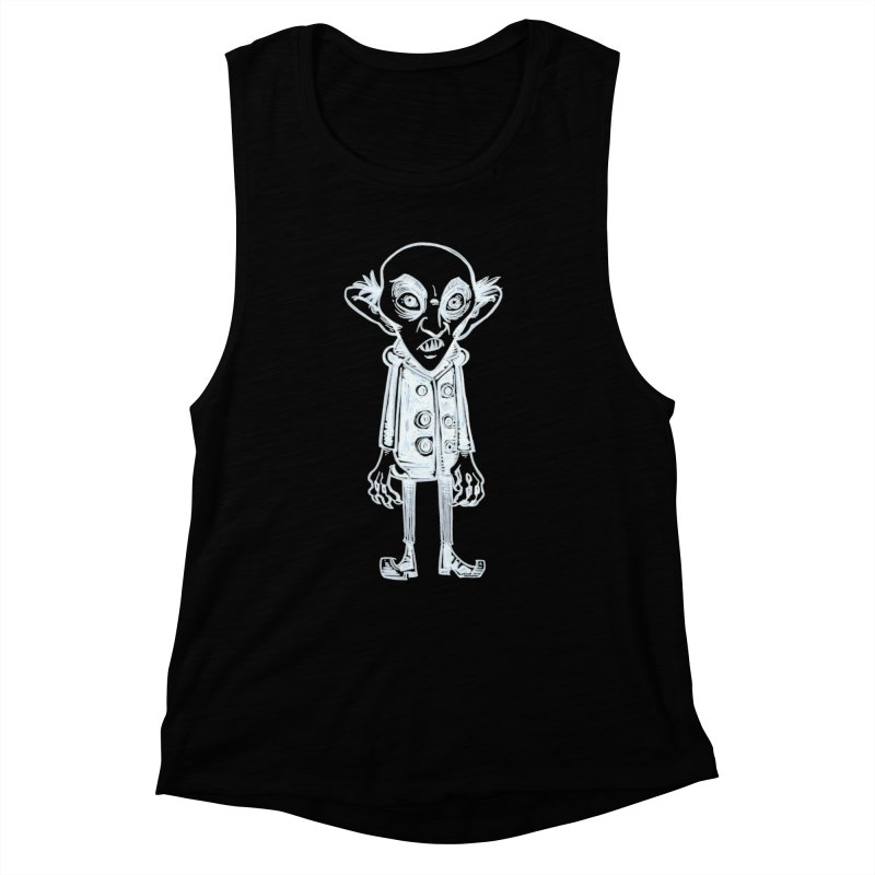 NOSFERATU Women's Muscle Tank by iCKY the Great's Artist Shop