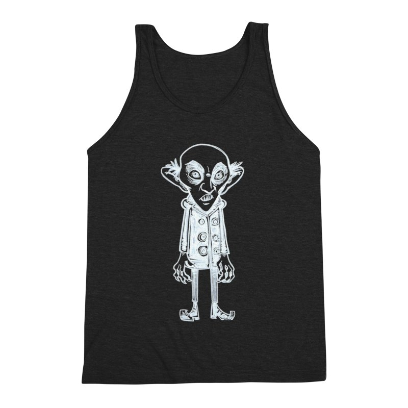 NOSFERATU Men's Triblend Tank by iCKY the Great's Artist Shop
