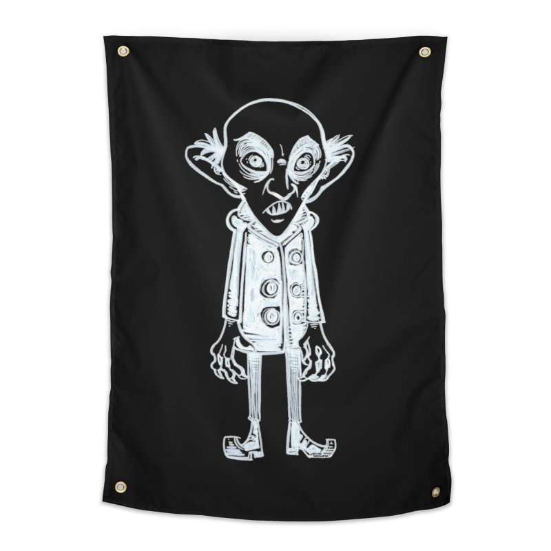 NOSFERATU Home Tapestry by iCKY the Great's Artist Shop