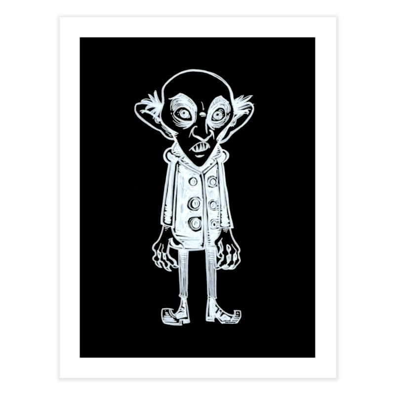 NOSFERATU Home Fine Art Print by iCKY the Great's Artist Shop