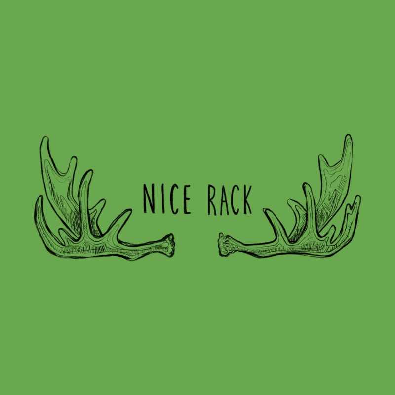 NICE RACK (text) Men's Tank by iCKY the Great's Artist Shop