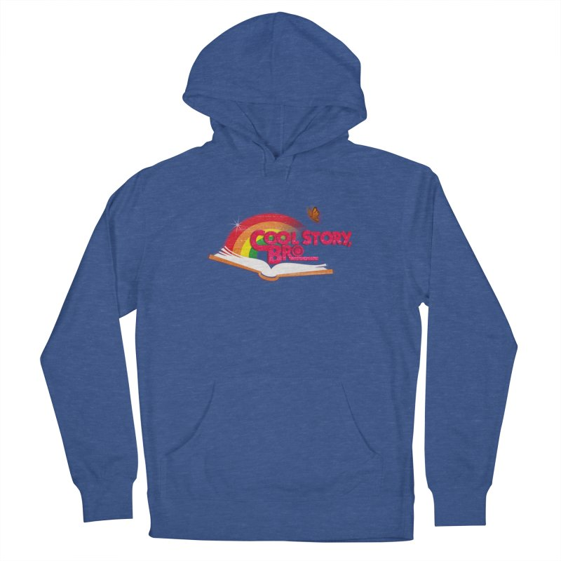 COOL STORY, BRO Men's Pullover Hoody by iCKY the Great's Artist Shop