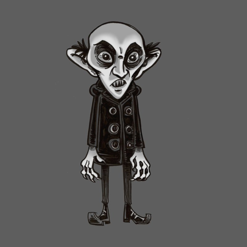 CUTE NOSFERATU by iCKY the Great's Artist Shop
