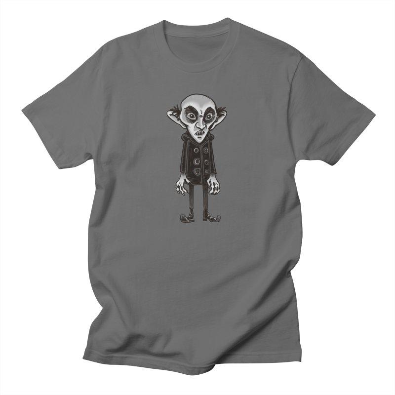 CUTE NOSFERATU Women's Regular Unisex T-Shirt by iCKY the Great's Artist Shop