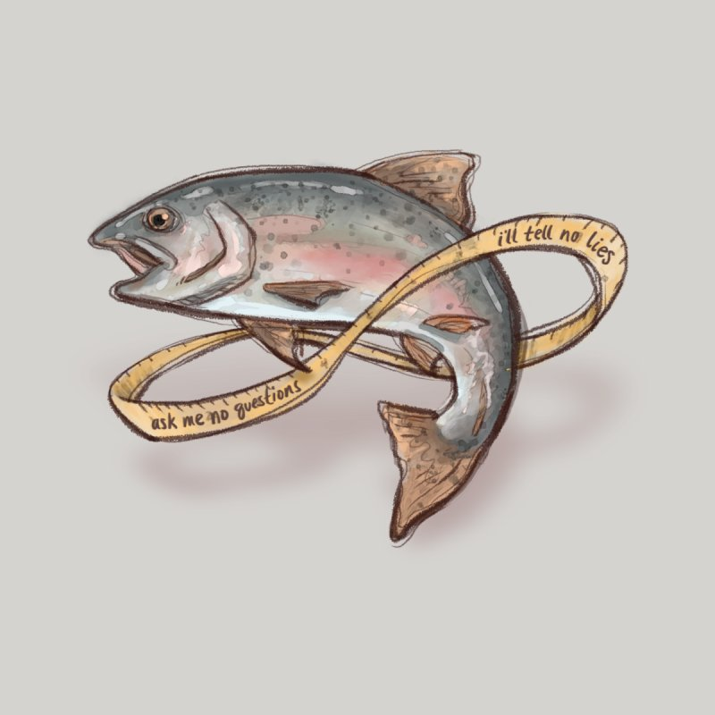 FISHING TRUTHS by iCKY the Great's Artist Shop