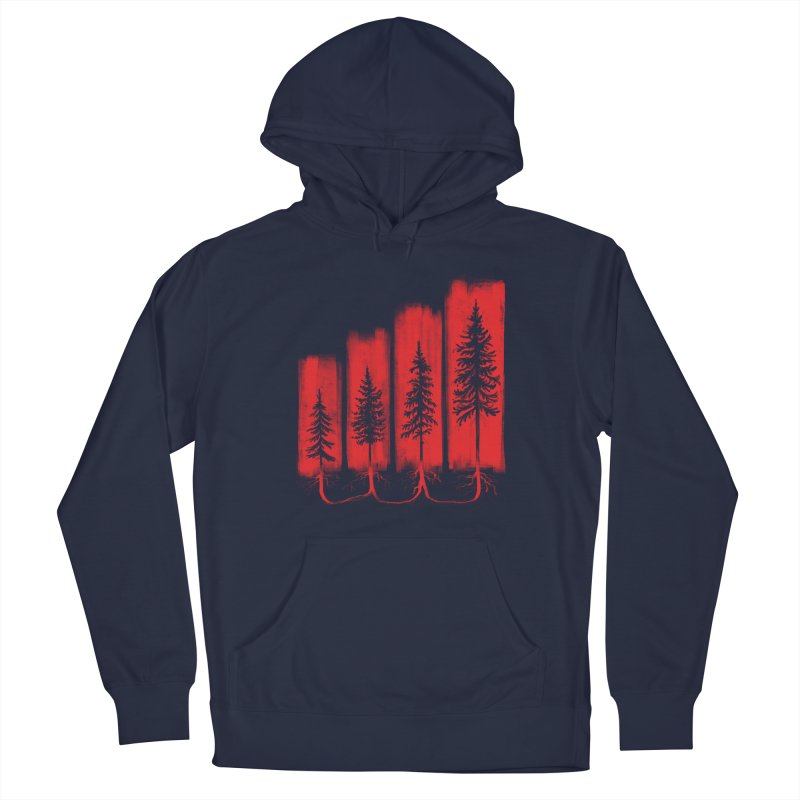 CONNECTED Men's Pullover Hoody by iCKY the Great's Artist Shop