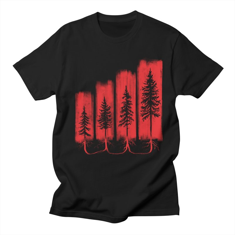 CONNECTED Women's Regular Unisex T-Shirt by iCKY the Great's Artist Shop