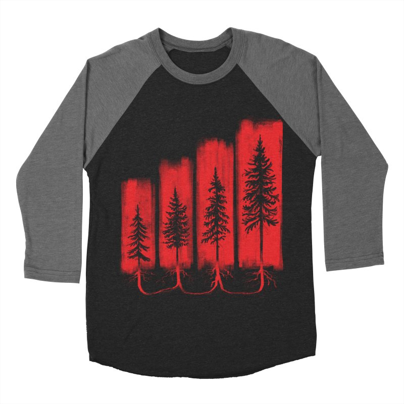 CONNECTED Men's Baseball Triblend Longsleeve T-Shirt by iCKY the Great's Artist Shop