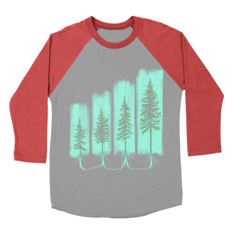 CONNECTED (Elevation Edition) Men's Baseball Triblend Longsleeve T-Shirt by iCKY the Great's Artist Shop