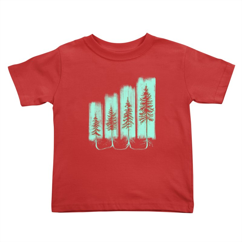 CONNECTED (Elevation Edition) Kids Toddler T-Shirt by iCKY the Great's Artist Shop