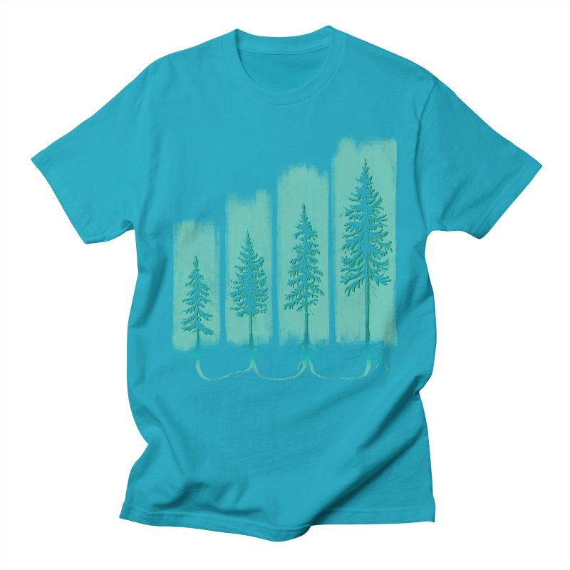 CONNECTED (Elevation Edition) Men's T-Shirt by iCKY the Great's Artist Shop