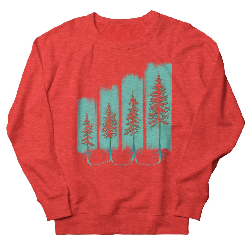 CONNECTED (Elevation Edition) Women's Sweatshirt by iCKY the Great's Artist Shop