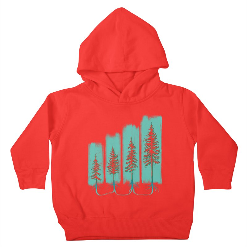CONNECTED (Elevation Edition) Kids Toddler Pullover Hoody by iCKY the Great's Artist Shop