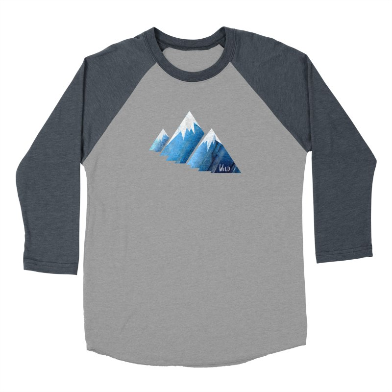 WILD MAJESTY Women's Longsleeve T-Shirt by iCKY the Great's Artist Shop
