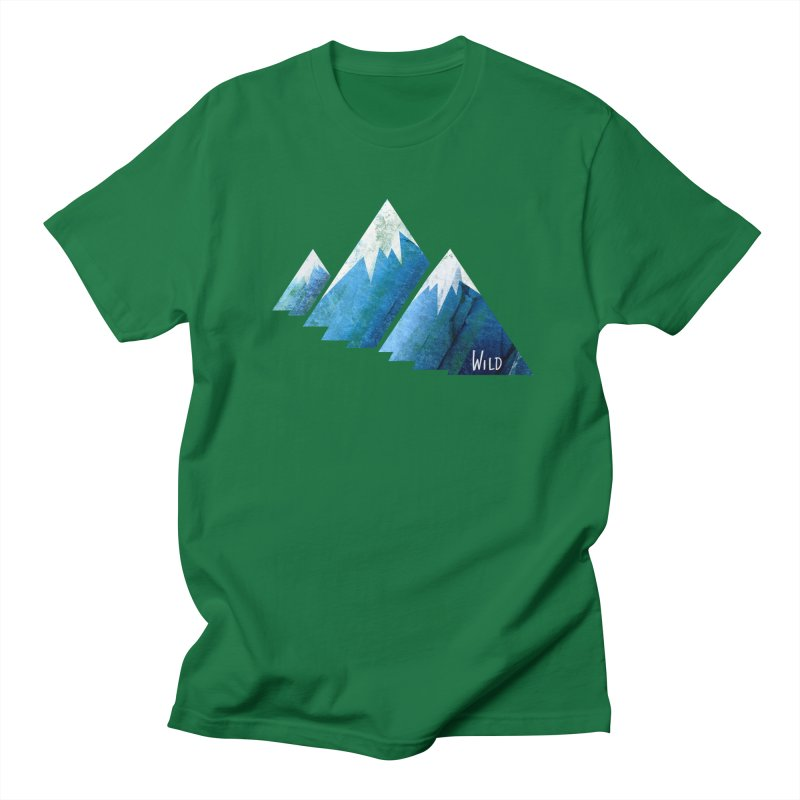 WILD MAJESTY Women's T-Shirt by iCKY the Great's Artist Shop