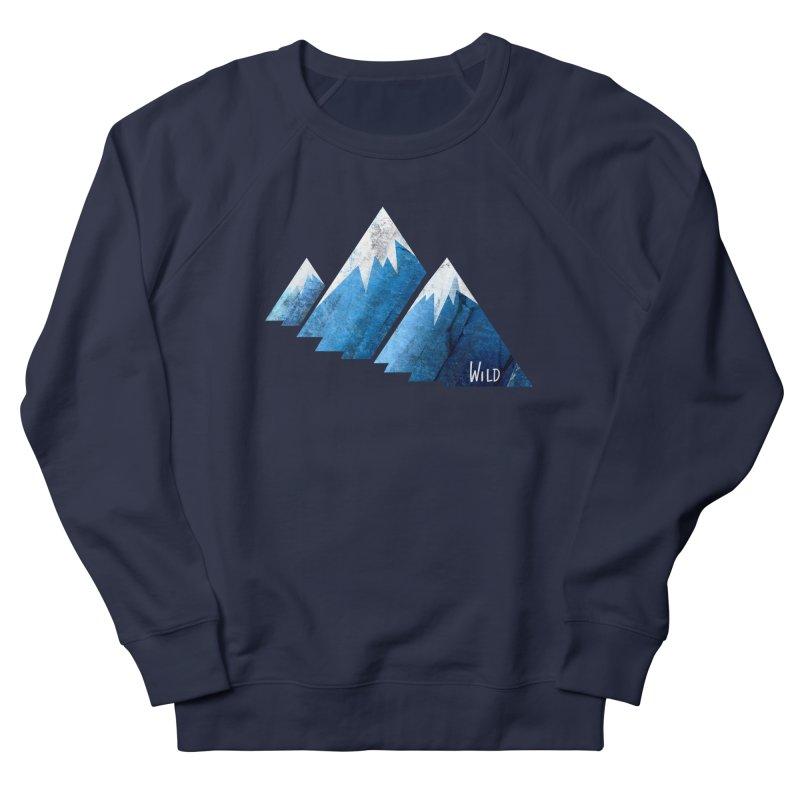 WILD MAJESTY Women's Sweatshirt by iCKY the Great's Artist Shop