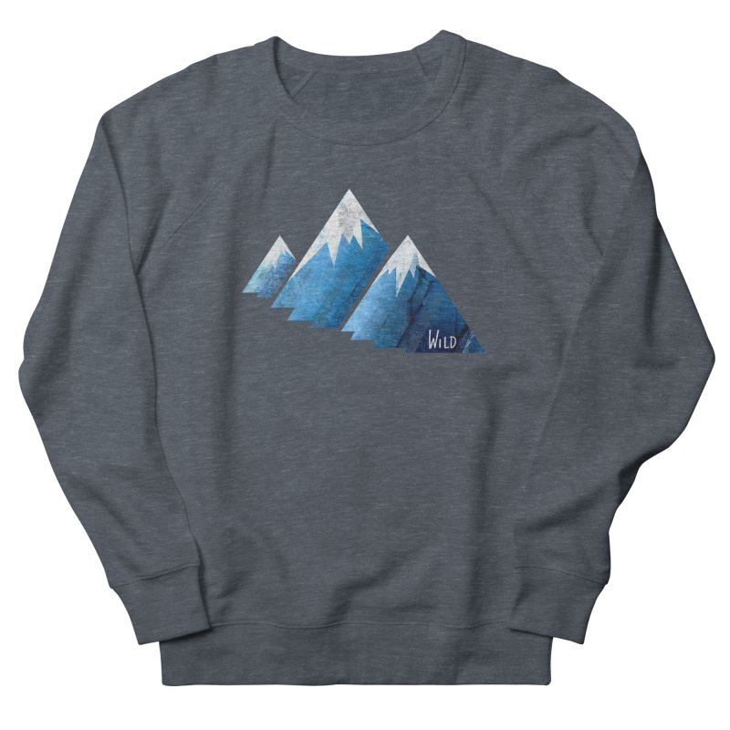 WILD MAJESTY Men's Sweatshirt by iCKY the Great's Artist Shop