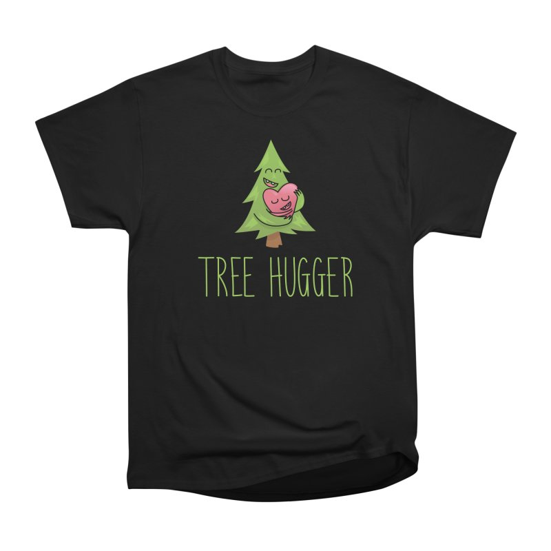 TREE HUGGER Women's T-Shirt by iCKY the Great's Artist Shop