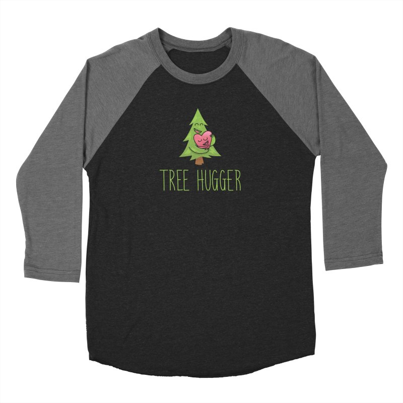 TREE HUGGER Women's Longsleeve T-Shirt by iCKY the Great's Artist Shop