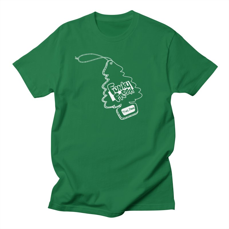 FUNKY FRESH (Trail Stank edition) Men's T-Shirt by iCKY the Great's Artist Shop