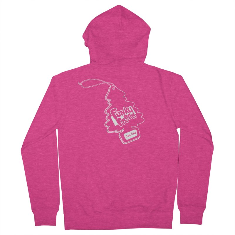 FUNKY FRESH (Trail Stank edition) Women's Zip-Up Hoody by iCKY the Great's Artist Shop