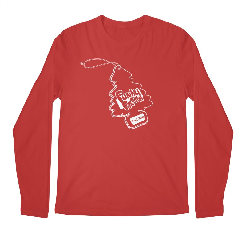 FUNKY FRESH (Trail Stank edition) Men's Regular Longsleeve T-Shirt by iCKY the Great's Artist Shop