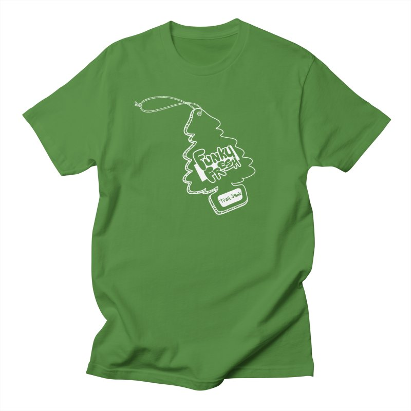 FUNKY FRESH (Trail Stank edition) Men's Regular T-Shirt by iCKY the Great's Artist Shop