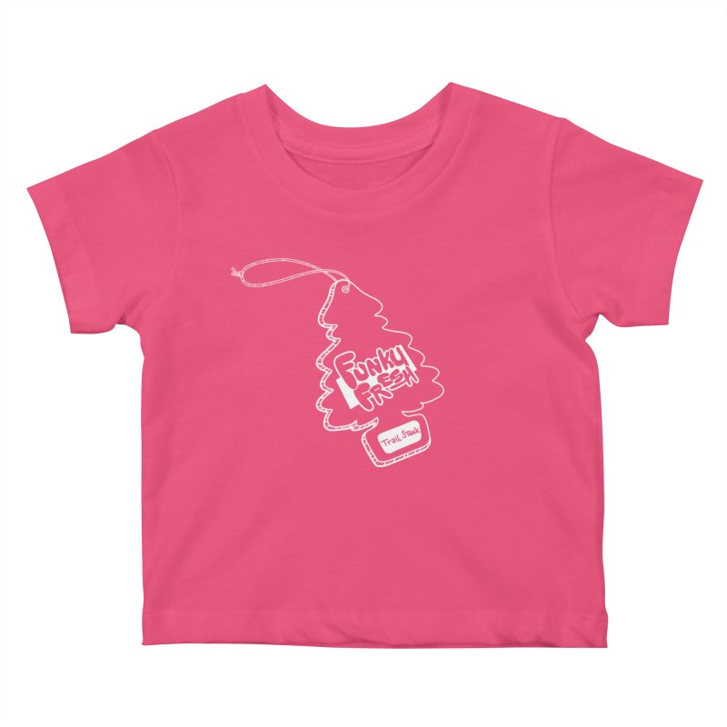 FUNKY FRESH (Trail Stank edition) Kids Baby T-Shirt by iCKY the Great's Artist Shop