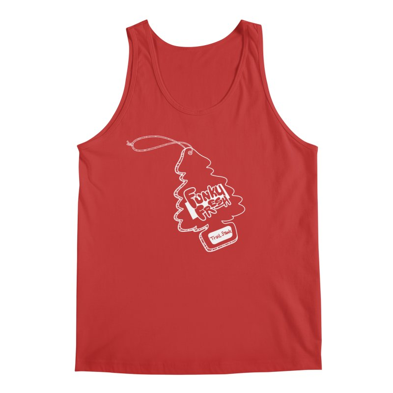 FUNKY FRESH (Trail Stank edition) Men's Tank by iCKY the Great's Artist Shop