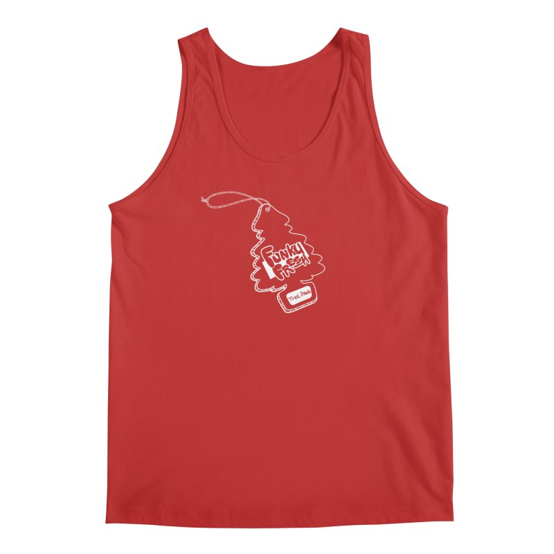 FUNKY FRESH (Trail Stank edition) Men's Regular Tank by iCKY the Great's Artist Shop