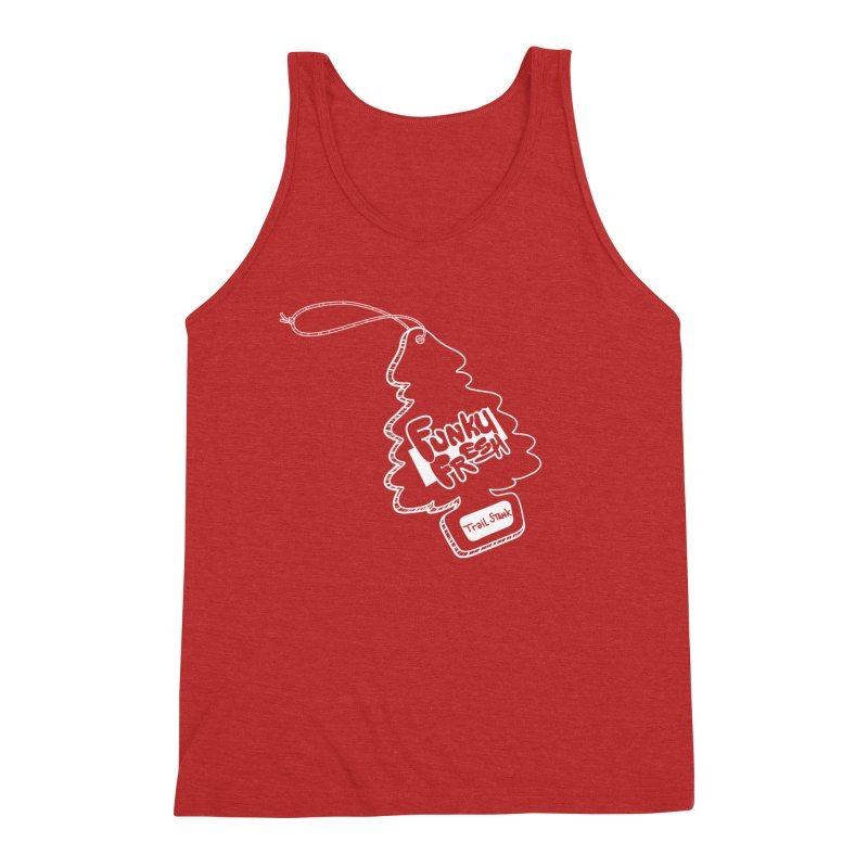 FUNKY FRESH (Trail Stank edition) Men's Triblend Tank by iCKY the Great's Artist Shop