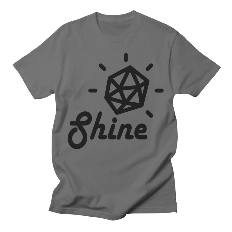 Shine Men's T-Shirt by iconnico