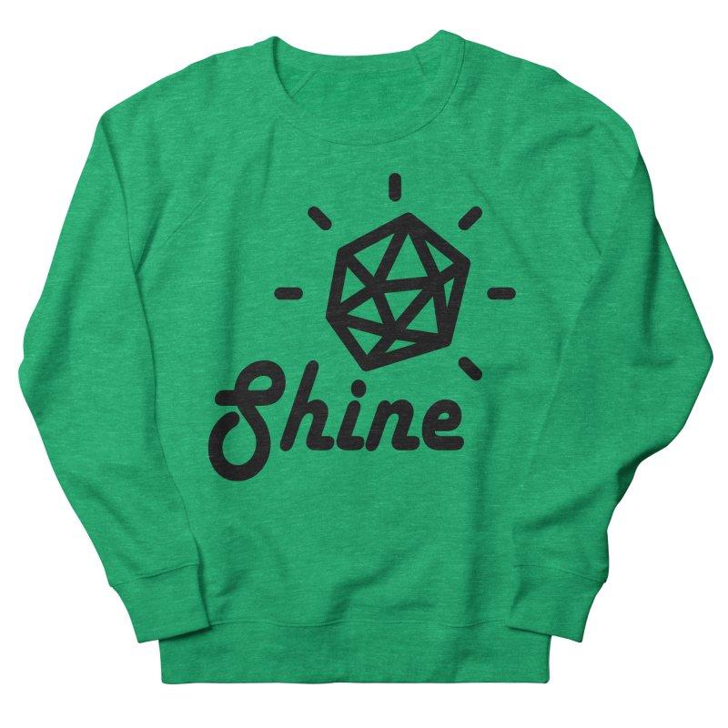 Shine Men's Sweatshirt by iconnico