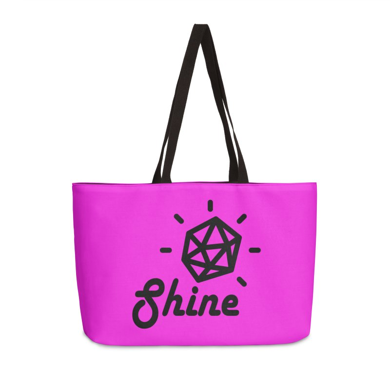 Shine Accessories Bag by iconnico