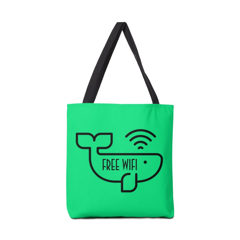 Free Wifi Accessories Bag by iconnico