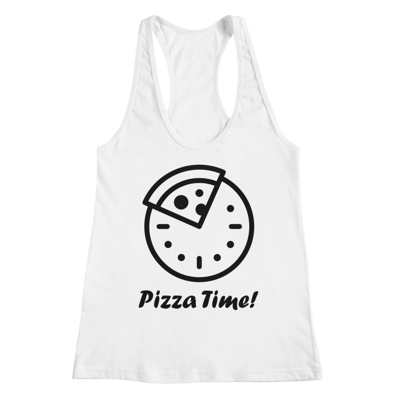 Pizza Time! Women's Tank by iconnico